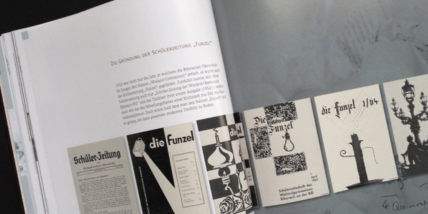 Editorial Design Wieland-Gymnasium Biberach